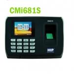 เครื่องแสกนลายนิ้วมือ HIP รุ่น CMI681S รองรับ 6,000 ลายนิ้วมือ (สามารถลงเวลา และ เปิดปิดประตู)