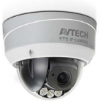 กล้อง IP 2MP Dome Vari-Focal Motorized Lens f5.0-50mm. AVTECH รุ่น AVM543
