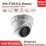 กล้อง HD-TVI 3.0MP ทรงโดม HIKVISION