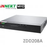 เครื่องบันทึก MHD 1080P รองรับ 5 ระบบ HD TVI AHD CVI IP Analog 8 CH INNEKT รุ่น ZDD208