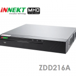 เครื่องบันทรึก MHD 1080P รองรับ 5 ระบบ HD TVI AHD CVI IP Analog 16 CH INNEKT รุ่น ZDD216