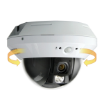 กล้อง IP 2.0MP Dome motorized 316-degree pan AVTECH รุ่น AVM503