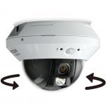 กล้อง HD-TVI 1080P Motorized ทรงโดม AVTECH รุ่น AVT503S