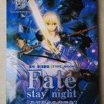 Photobook Fate Stay Night Saber