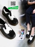 รองเท้าคัทชูสีดำ สไตล์ Dr. Matens (สีดำ )