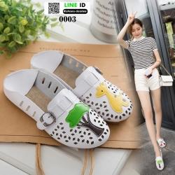รองเท้าแตะสไตล์ญี่ปุ่น Crocs 0003-YELLOW [สีเหลือง]