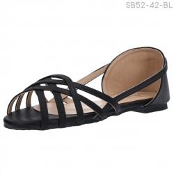 รองเท้าส้นแบน (สี)