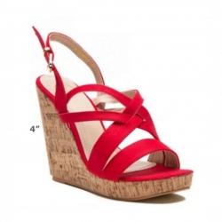 รองเท้าส้นเตารีดสีแดง ผู้หญิงแบรนด์LZD งานนำเข้า สินค้าแท้100% หนังพียูเกรดเอ+ อะไหล่อย่างดี