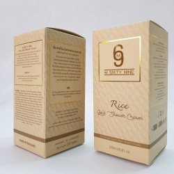 ครีมอาบน้ำ M Sixty Nine Rice Gold shower Cream