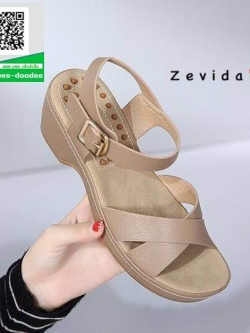 รองเท้าแตะรัดส้นสีชมพู สำหรับคนรักสุขภาพ (สีชมพู )