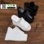 รองเท้าแบบสวมส้นเตารีด ST20-WHI [สีขาว] thumbnail 5