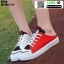 รองเท้าผ้าใบเปิดท้าย ST610-RED [สีแดง] thumbnail 2