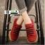 รองเท้าลำลองสไตล์ vintage 0469-P-RED [สีแดง] thumbnail 2