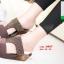 รองเท้าเพื่อสุขภาพสีน้ำตาล Soft Sandals (สีน้ำตาล ) thumbnail 3