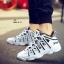 รองเท้าผ้าใบ PU ทรง SPORT-Black A-11 [สีดำ] thumbnail 1