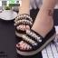 รองเท้าแตะลำลองแบบสวม 1922-BLK [สีดำ] thumbnail 1