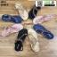 รองเท้าแตะลำลองรัดส้น 1017-4-BLK [สีดำ] thumbnail 3