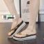 รองเท้าแตะส้นเตารีด CHT-1680-GLD [สีทอง] thumbnail 3