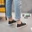 รองเท้าผ้าใบ MUI MUI 0222-BLACK [สีดำ] thumbnail 2