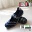 ผ้าใบยางยืด เพื่อสุขภาพเท้า 052-น้ำเงิน [สีน้ำเงิน] thumbnail 3