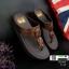 รองเท้าสุขภาพที่ดูไม่ธรรมดา T123-น้ำตาล [สีน้ำตาล ] thumbnail 2