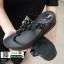 รองเท้าฟิทฟลอบ รองเท้าเพื่อสุขภาพแต่งด้วยคริสตัล 6532-ดำ [สีดำ] thumbnail 3