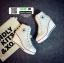 รองเท้าผ้าใบหุ้มข้อส้นเตารีดสีขาว ซิปข้าง Style Converse (สีขาว ) thumbnail 4