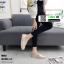 รองเท้าผ้าใบแบบสวม งานสไตล์ Tom's M003-CRM [สีครีม] thumbnail 2