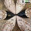 รองเท้าคัชชูส้นเข็มเปิดส้น งานสไตล์valentino K9014-CRM [สีครีม] thumbnail 5