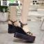 รองเท้าทรงเตารีดแบบรัดข้อ ST10-BLK [สีดำ] thumbnail 4