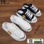 รองเท้าผ้าใบสวมเปิดท้าย ST2991-BLK [สีดำ] thumbnail 4