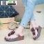 รองเท้าสุขภาพพื้นนิ่มใส่สบาย F1115-BRN [สีน้ำตาล] thumbnail 1