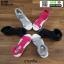 รองเท้าแฟชั่นลำลองสไตน์เกาหลี ST1708-PNK [สีชมพู] thumbnail 5