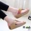 รองเท้าสุขภาพเสริมบุคลิกภาพ 317-1-ทอง [สีทอง] thumbnail 2
