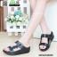 รองเท้าเพื่อสุขภาพ ฟิทฟลอป สายคาดคู่ L2807-BLK [สีดำ] thumbnail 3