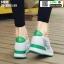รองเท้าผ้าใบเสริมส้น ST010-GRN [สีเขียว] thumbnail 3