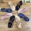 รองเท้าแตะลำลองรัดส้น 1017-4-CRM [สีครีม] thumbnail 2