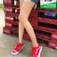 รองเท้าผ้าใบแฟชั่นสีแดง ผ้าแคนวาส ทรง VANS (สีแดง ) thumbnail 2