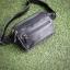 กระเป๋าคาดเอว รุ่น Alpha สีดำ (No.110) thumbnail 5