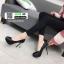 รองเท้าคัทชูส้นเข็ม สไตล์ ZARA K9319-BLACK [สีดำ] thumbnail 3