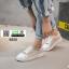 รองเท้าผ้าใบ MUI MUI 0222-CREAM [สีครีม] thumbnail 2