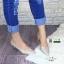 รองเท้าคัชชูหัวแหลมส้นสูง G18-05-GLD [สีทอง] thumbnail 2