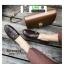 รองเท้าคัชชูหนังนิ่ม สไตล์แบรนด์ดัง 406-7-BWN [สีBWN]