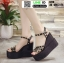 รองเท้าทรงเตารีดแบบรัดข้อ ST10-BLK [สีดำ] thumbnail 3