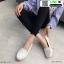 รองเท้าคัชชูงานหนังแท้ นิ่มมากๆ N010-WHI [สีขาว] thumbnail 2