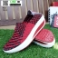 รองเท้าผ้าใบยางยืด 7014-แดง [สีแดง] thumbnail 3