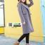 รองเท้าบูทมาร์ตินนำเข้า สไตล์เกาหลี CNC-539-BWN [สีน้ำตาล] thumbnail 4