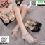 รองเท้าส้นสูงเปิดส้น B231-6-GLD [สีทอง] thumbnail 4
