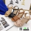 รองเท้าส้นสูง สไตล์แบรนด์เนม 3006-35-PINK [สีชมพู] thumbnail 5