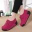 รองเท้าผ้าใบสไตล์เกาหลี 99-63-PINK [สีชมพู] thumbnail 2